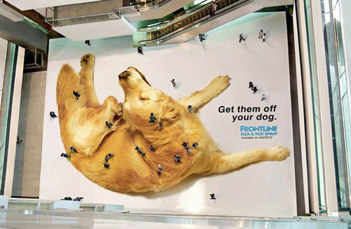 Clever Frontline Ad