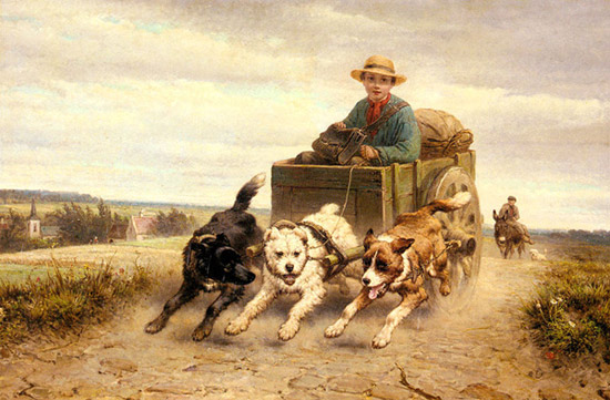 The Dog Cart