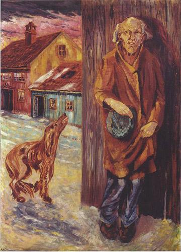 The Vagabond & the Dog