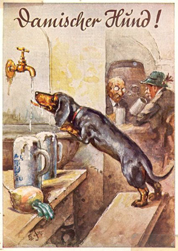 Dog Humor Card