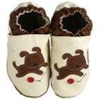 Robeez Toddler Dog Slip On Shoes