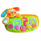 Chicco Sleep & Play Musical Puppy Crib Toy