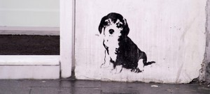 dog-graffiti