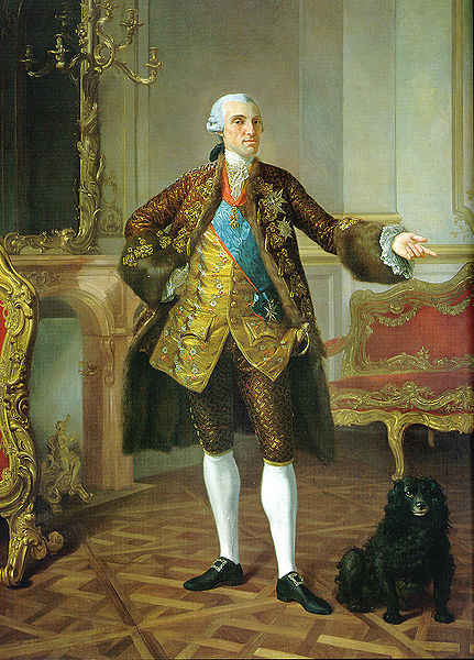 Portrait of Felipe I, Duke of Parma