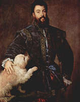 Portrait of Federico II Gonzaga