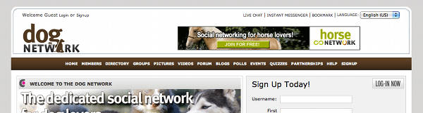 Dog Network