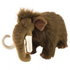 Woolly Mammoth Dino Dog Toy