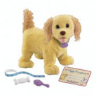 Fisher-Price Puppy Grows & Knows Your Name Retriever