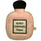 Koko Chewnel Perfume Plush Dog Toy