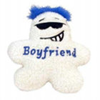 Boyfriend Fleece Dog Toy