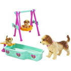 Barbie Doggie Park Puppies