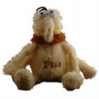Flea Plush Dog Toy