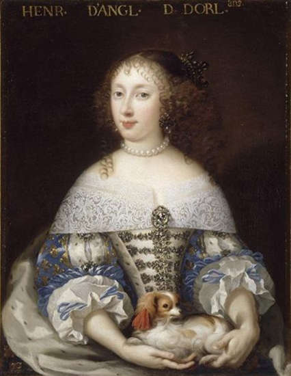 Portrait of Queen Anne of Hungary