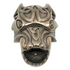 Celtic Dog Wall Mounted Bottle Opener