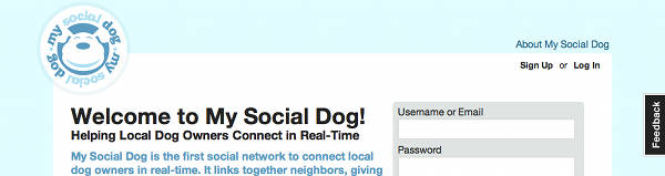 My Social Dog