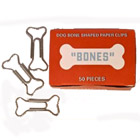 Dog Bone Paperclips